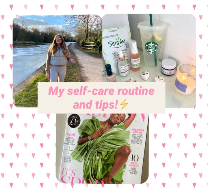 My Self-care Routine and Tips!